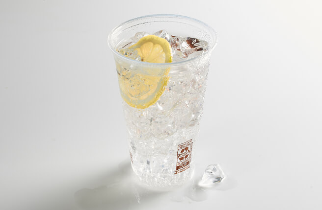 Dual-walled Recyclable Cup