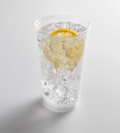 Recyclable dual walled cup